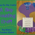 Boy Mama Teacher Mama  Skip Counting Craft