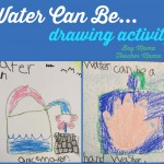 Boy Mama Teacher Mama  Water Can Be... Drawing Activity (featured)
