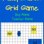 Boy Mama Teacher Mama  Multiplication Grid Game (featured)