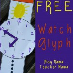 Boy Mama Teacher Mama  FREE Watch Glyph (featured)