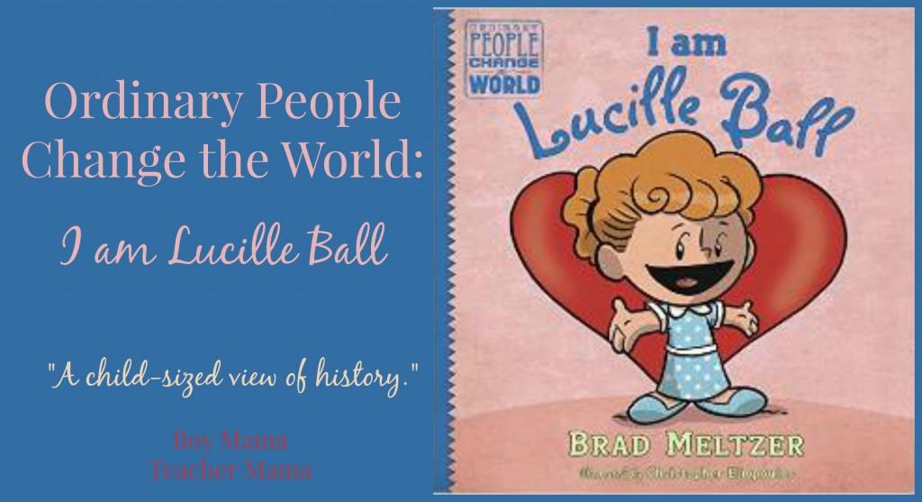 Boy Mama Teacher Mama Ordinary People Change the World Book Review