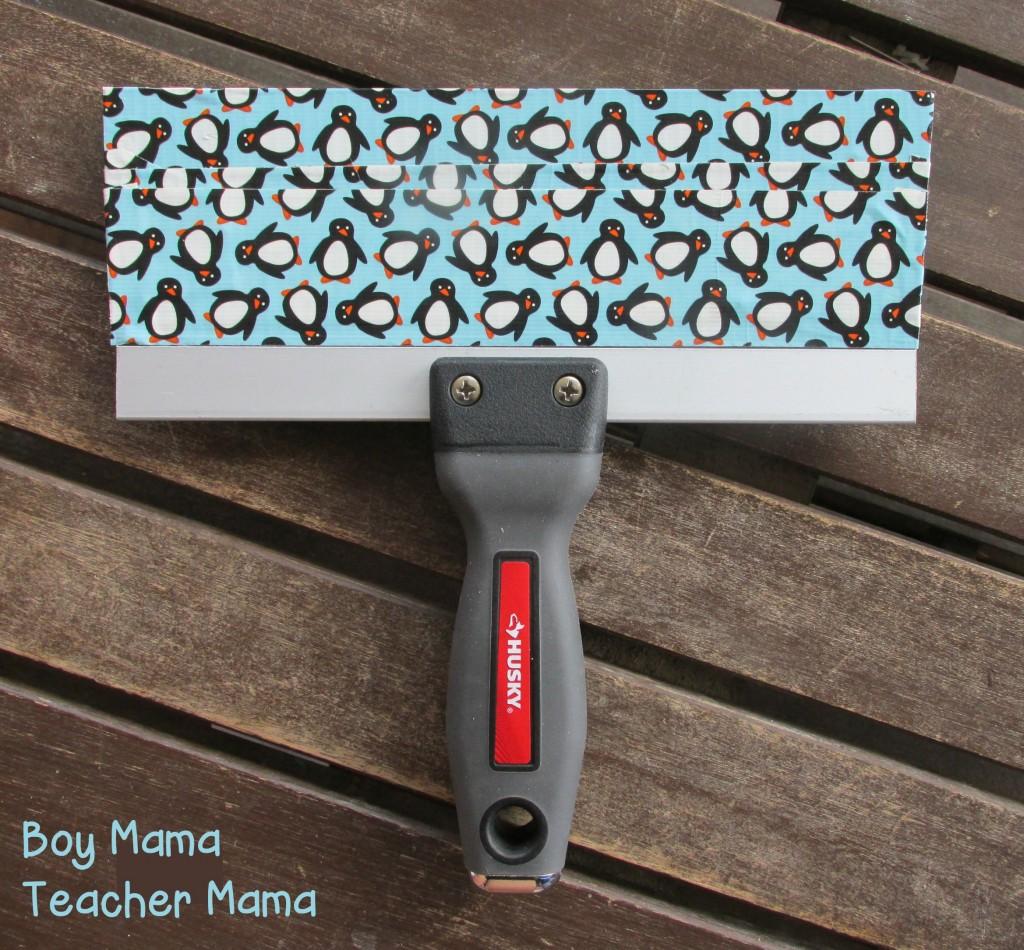Boy Mama Teacher Mama  Homemade Ten Frame Board 2