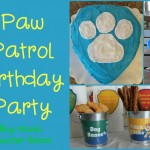 Boy Mama Teacher Mama  Paw Patrol Birthday Party