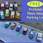 Boy Mama Teacher Mama  Place Value Parking Lot (featured)