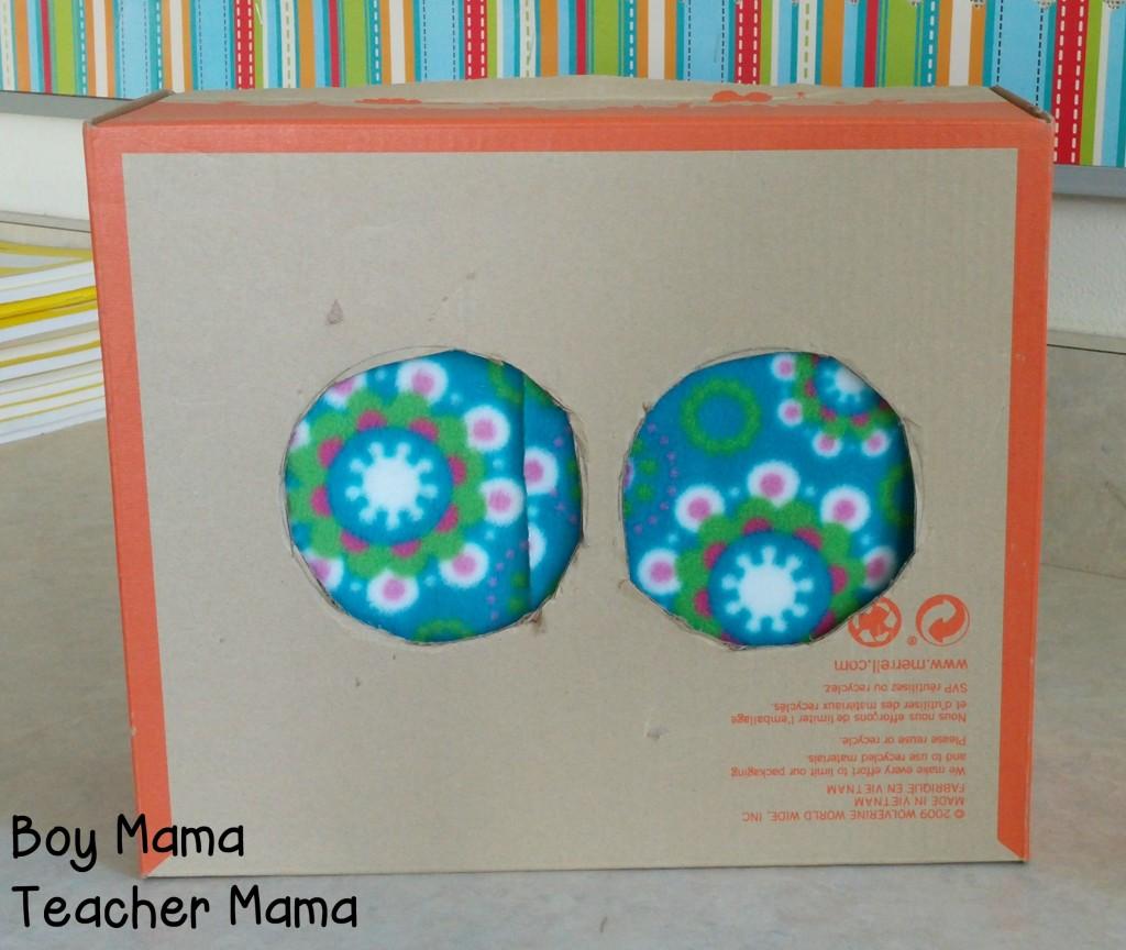 Boy Mama Teacher Mama Touchy Feely Box