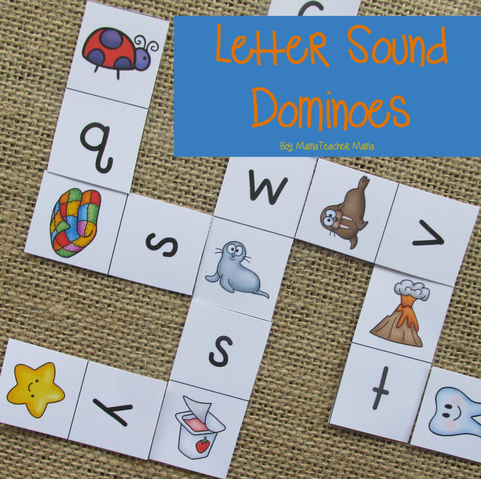 Letter Sounds Race | Inspiration Laboratories