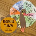 Boy Mama Teacher Mama  Thankful Turkey (featured)