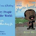 Boy Mama Teacher Mama   I am Martin Luther King Jr. Book Review