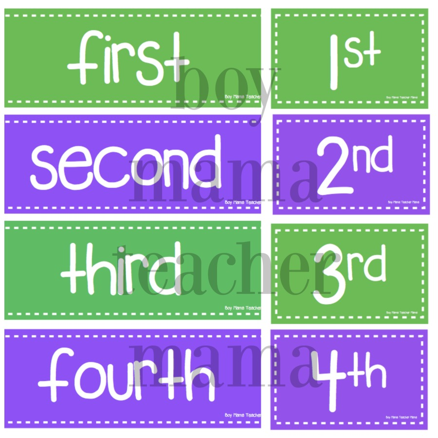 boy-mama-teacher-mama-free-ordinal-number-signs