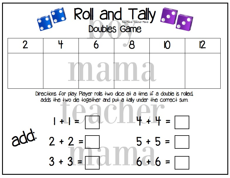 boy-mama-teacher-mama-roll-and-tally-doubles-game