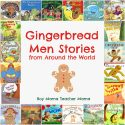 Book Mama: Gingerbread Men Stories from Around the World and the After School Linky