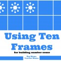 Teacher Mama: Using Ten Frames for Building Number Sense and the After School Linky