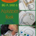Teacher Mama: FREE Big A Little a Alphabet Book {After School Linky}