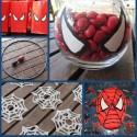 Boy Mama: Spiderman Birthday Party