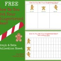 Teacher Mama: FREE How Do You Eat Your Gingerbread Man Graph {After School Linky}