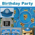 Boy Mama: An Octonauts Birthday Party