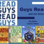 Boy Mama Teacher Mama | Guys Read and Jon Sciesczka