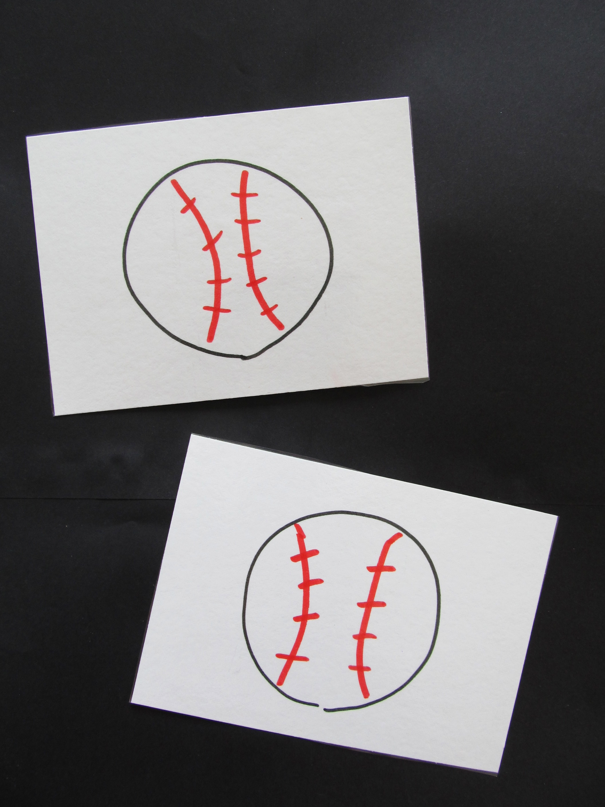 Baseball Math- Cards