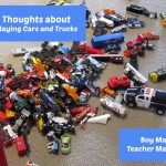 Boy Mama Teacher Mama : Thoughts About Playing Cars and Trucks