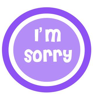 boymamateachermama.com i'm sorry image
