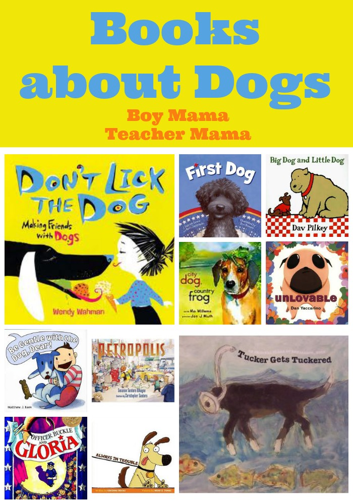 Boy Mama Teacher Mama Books about Dogs.jpg