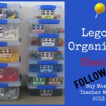 Boy Mama Teacher Mama | Legos Organized Follow up