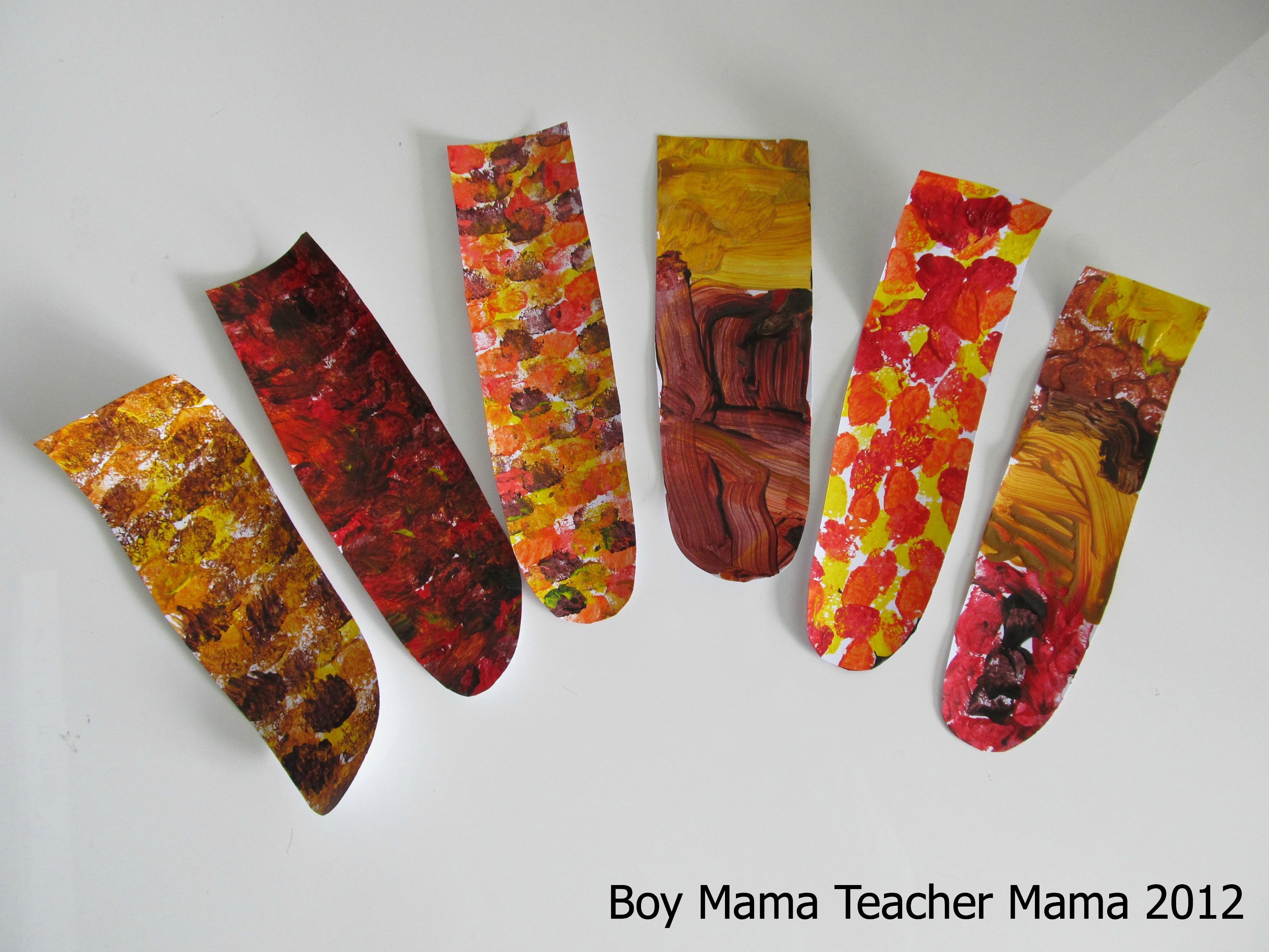 Boy Mama Teacher Mama: Making Indian Corn