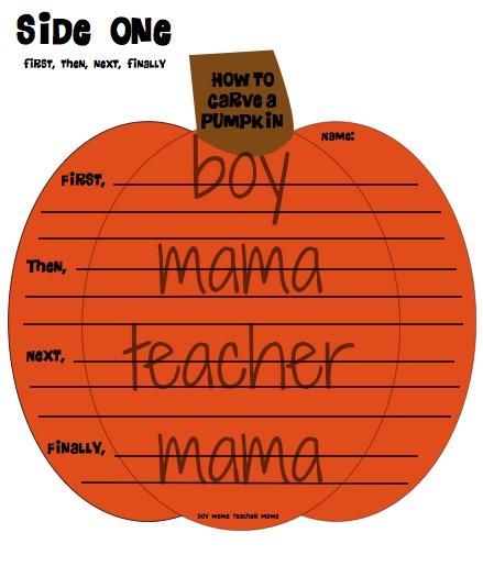 boy-mama-teacher-mama-halloween-writing