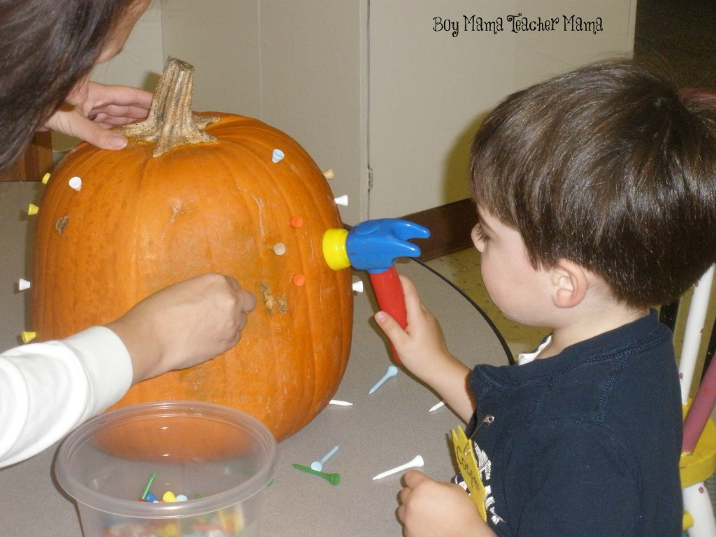 Boy Mama Teacher Mama: A Few Halloween Ideas for Your Little Monsters