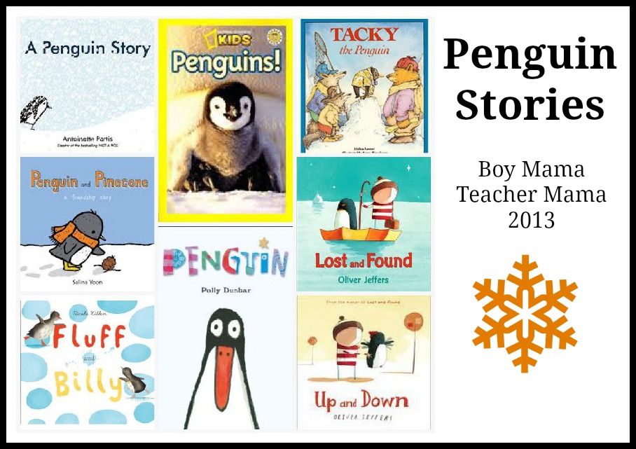 Boy Mama Teacher Mama | Penguin Stories