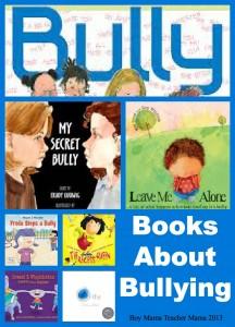 Books About Bullying Boy Mama Teacher Mama