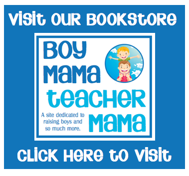 Boy Mama Teacher Mama's Bookstore