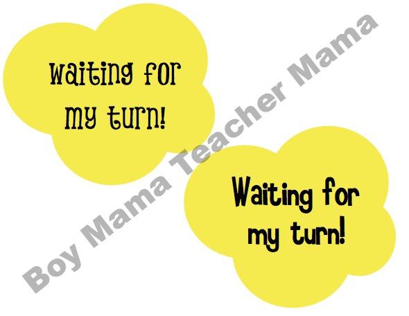 Boy Mama Teacher Mama | Popcorn Reading