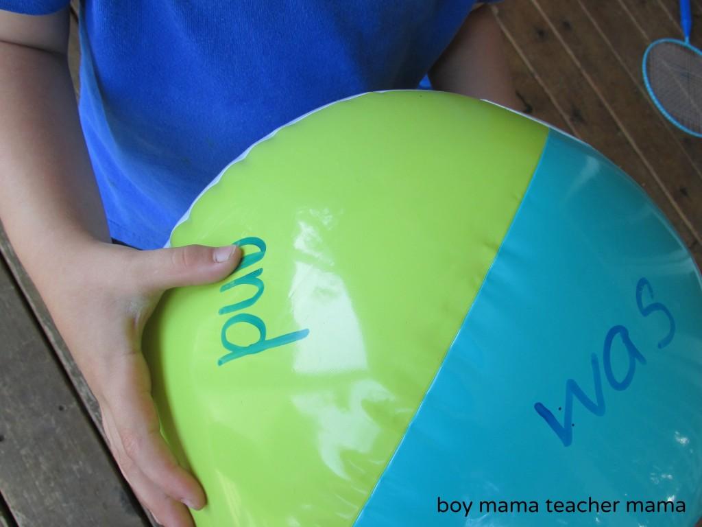 Boy Mama Teacher Mama: 6 Uses for Beach Balls in the Classroom