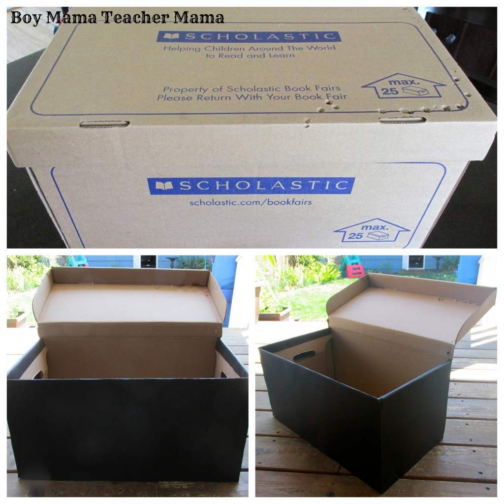 Boy Mama Teacher Mama: Make Your Own Treasure Chest Octonauts' Style