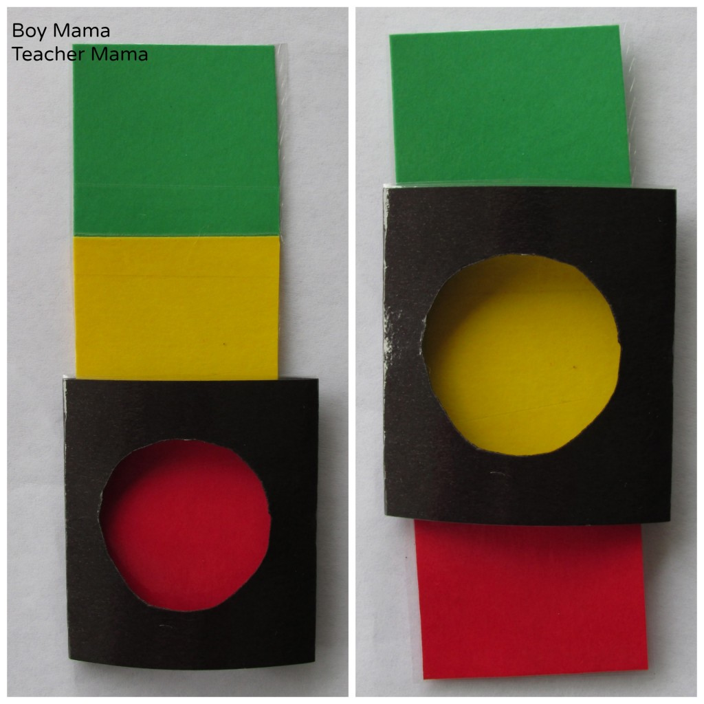 Boy Mama Teacher Mama | Mini Stop Lights for Classroom Management
