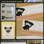 Boy Mama Teacher Mama: Pug Themed Classroom Decorations