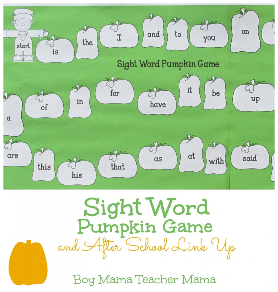 sight word featured