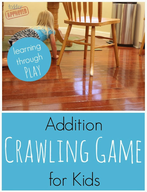 addition crawling game