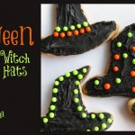 Boy Mama Teacher Mama | Halloween Cookies: Witch Hats