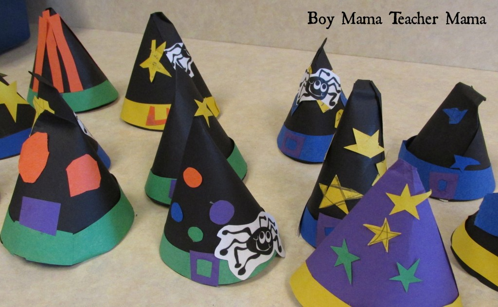 Boy Mama Teacher Mama | Witch's Hat Glyph