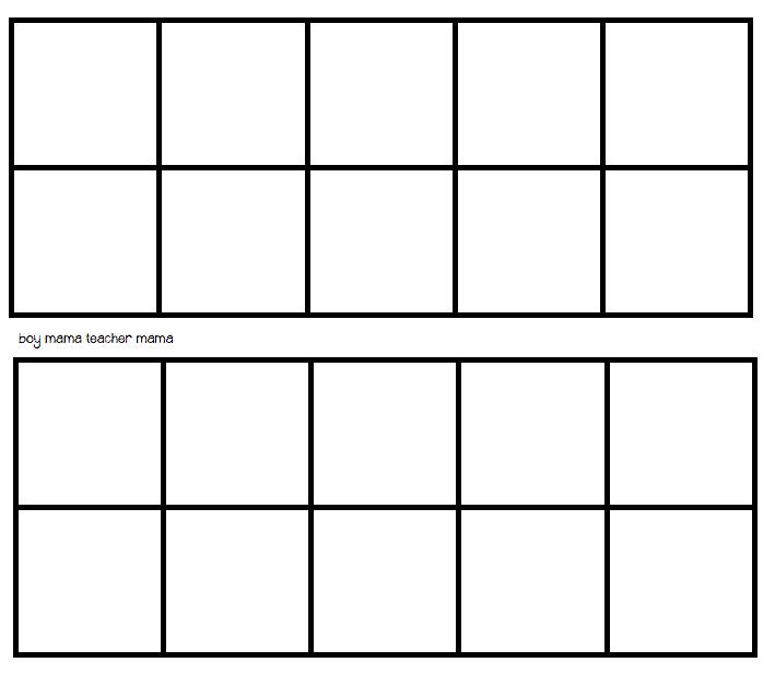 Boy Mama Teacher Mama: Using Ten Frames for Building Number Sense shot 2013-11-03 at 6.32.08 PM