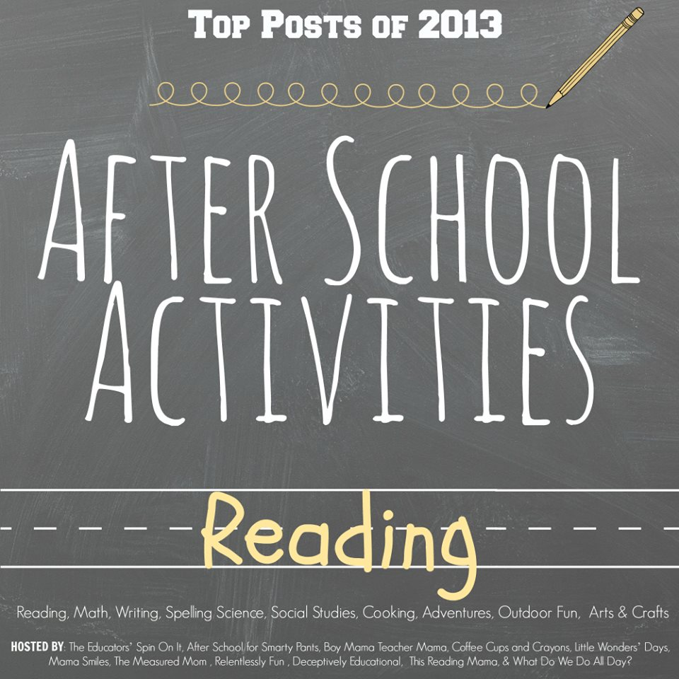 http://thisreadingmama.com/2013/12/22/top-reading-for-activities-elementary-learners/