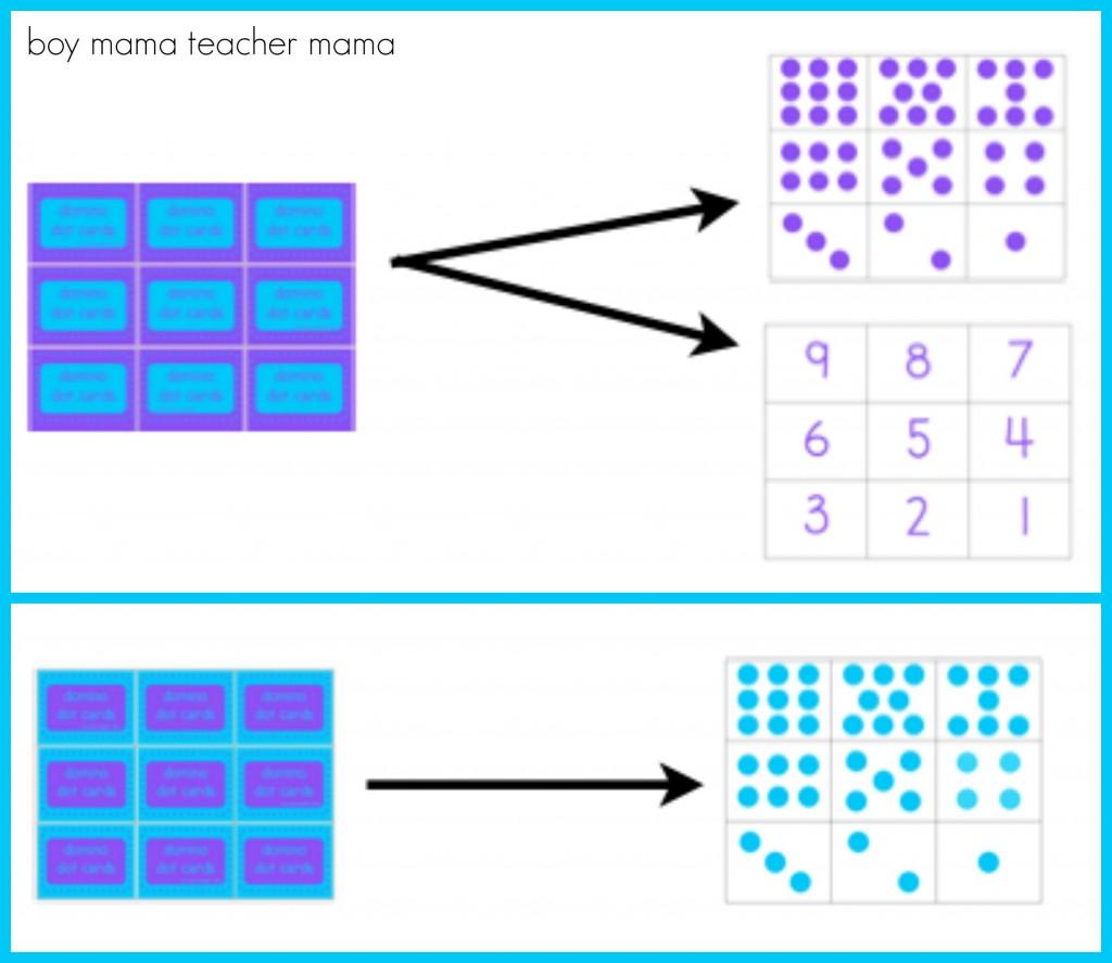 Boy Mama Teacher Mama  Number Sense Games