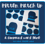 Boy Mama Teacher Mama | Mitten Match Up