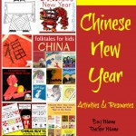 Boy Mama Teacher Mama Chinese New Year Activities
