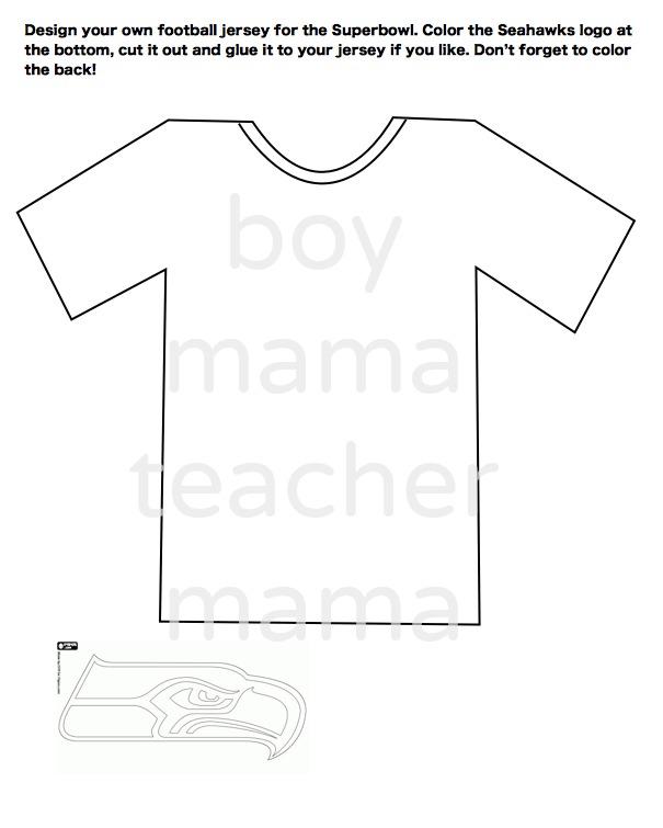 Boy Mama Teacher Mama Superbowl Fun for the Classroom 2