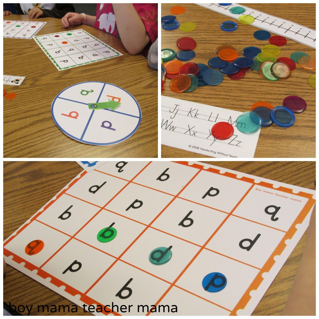 Boy Mama Teacher Mama  Letter Reversal Bingo Collage.jpg