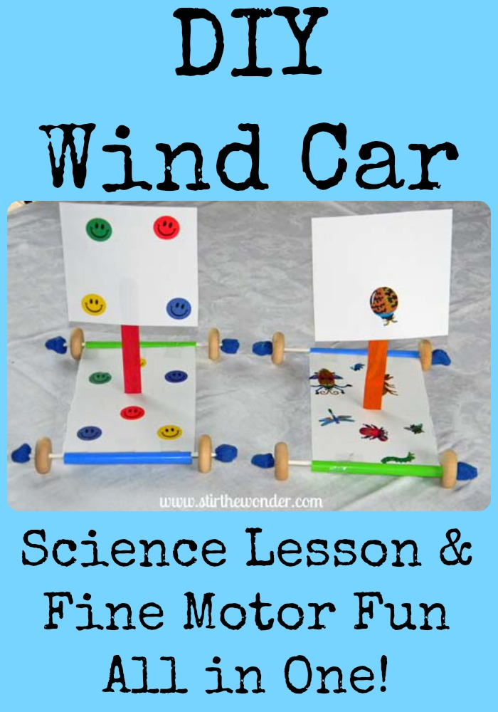 DIY-Wind-Car