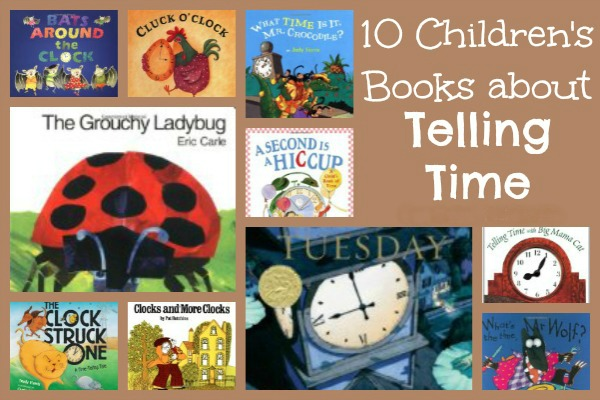 books-about-telling-time